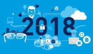 Novas tendências da TI para 2018