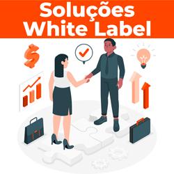 Soluções White label para revender